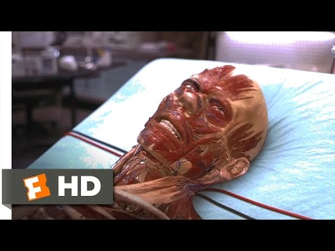 Hollow Man (2000) - The First Invisible Man Scene (2/10) | Movieclips
