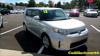 2012 Scion xB Base Start Up, Engine and Full Tour