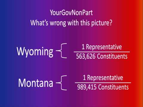The Wyoming Rule and the Size of the House of Representatives