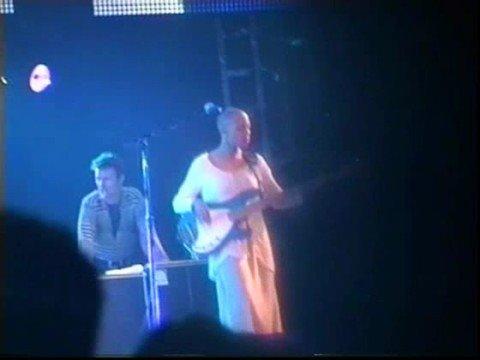 """David Bowie Birmingham 13.12.1995 """"Breaking Glass"""""""
