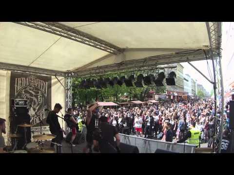 Ghetto Justice live @ Core Tex Stage 01.05.2016 Kreuzberrg