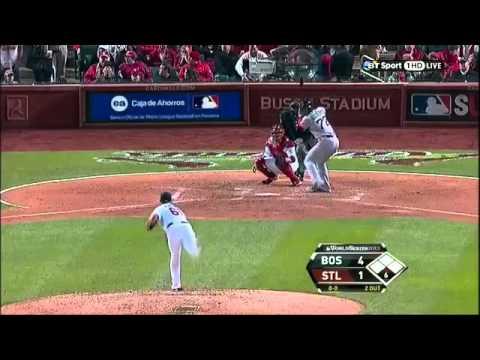 2013 World Series Game 4 Jonny Gomes 3 Run Home Run