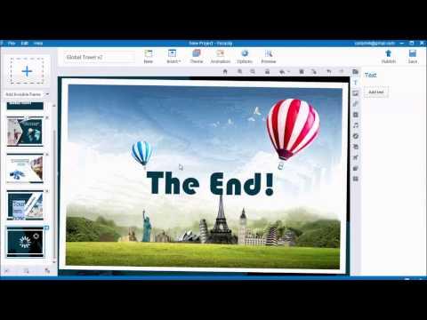 Focusky – Best Free Video Presentation Software