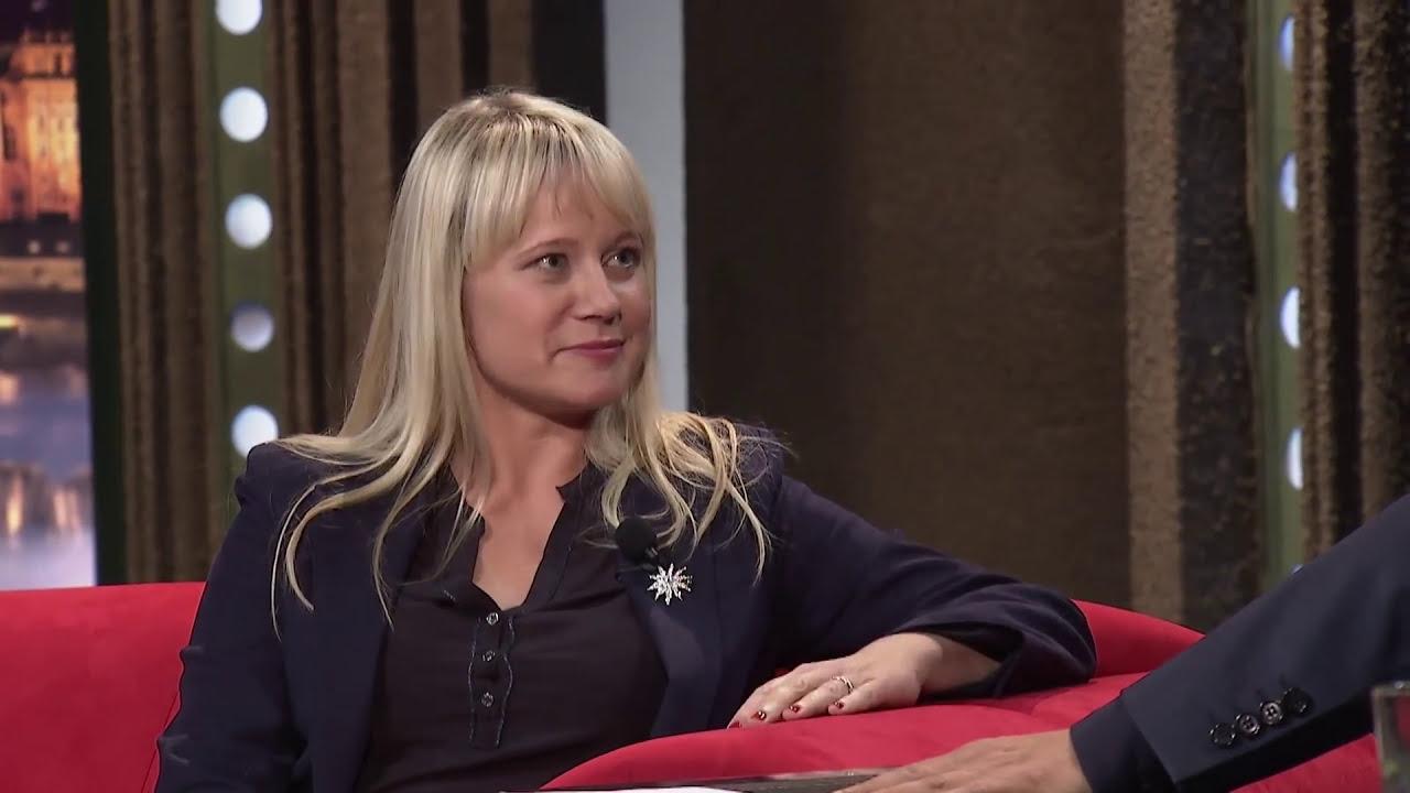 2. Kateřina Daczická - Show Jana Krause 14. 9. 2016