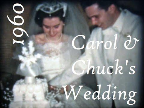 M40 1960 07 30 Carol Laufer & Chuck McAdams wedding