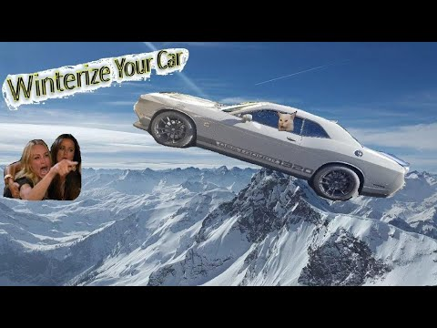 2019 Dodge Challenger 1320 (Winterize your Ride)