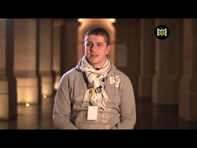 MUSEOMIX NORD 2018 - Ça se discute avec Nacim Ihaddadene