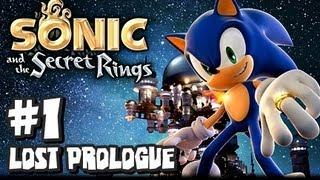 Sonic and the Secret Rings Wii - (1080p) Part 1 - Lost Prologue