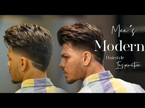 how to do men s haircut 180 s modern haircut taper fade new 2018 2744 | hqdefault