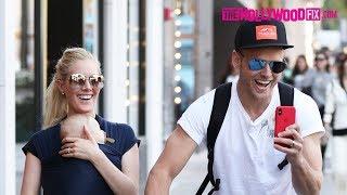 Heidi & Spencer Pratt Take Their Newborn Baby Gunner Shopping At Gucci On Rodeo Drive 1.18.18