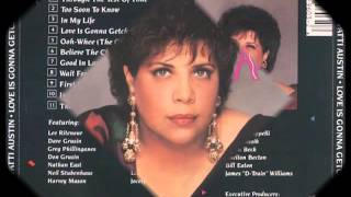 Patti Austin - The Girl Who Used To Be Me.