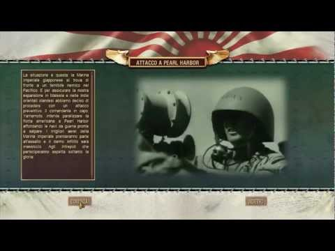 Battlestation: Pacific ITA - Missione 01 - Giappone - Attacco a Pearl Harbor