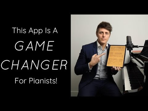 Is This The BEST Sheet Music App For Pianists??