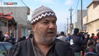 تفاقم معاناة سكان الموصل