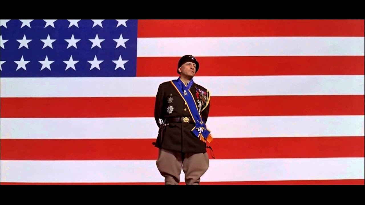 the significance of general patton in the united states success in wars