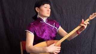 Видео урок № 6. Харла-Ланк- калмыцкий народный медленный танец. Дакинова Оксана.