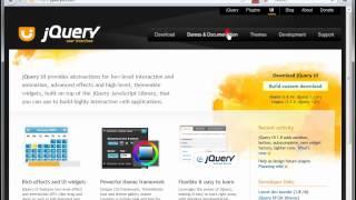 jQuery UI - эффекты