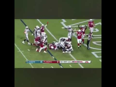 chase-edmonds-first-career-touchdown-against-packers!-2018-2019-nfl-season