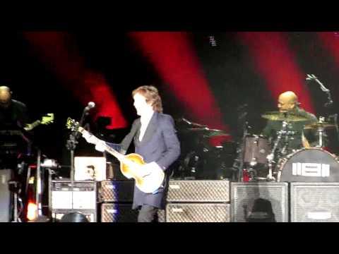 PAUL MCCARTNEY  -  ALL MY LOVING  -  LIMA PERÚ  Abril 2014