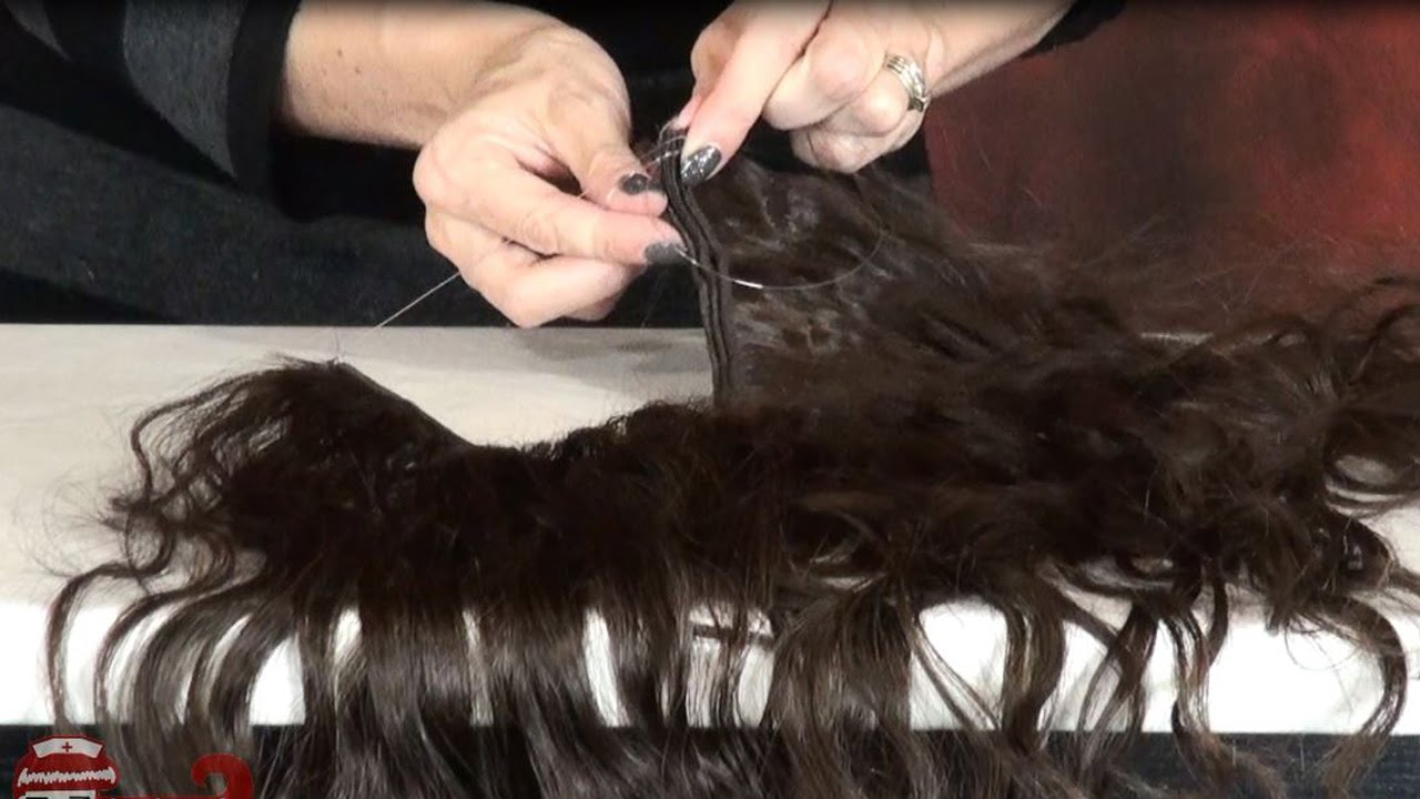 How To Make And Wear Halo Extensions Doctoredlocks Youtube