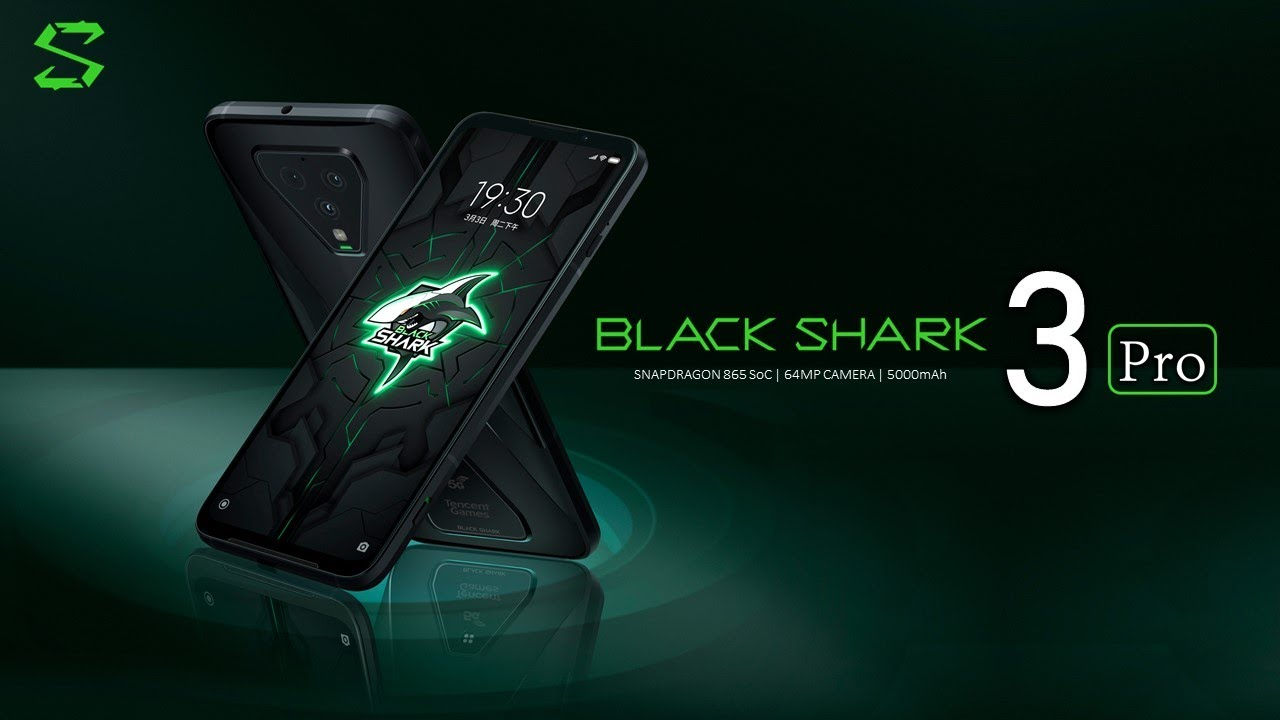 Black Shark 3 Pro Price, Official Look, Camera, Specifications, Features, Availability Details