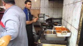 Algeria | Street Food in the Algiers