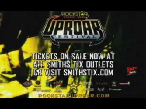 Rockstar Energy Drink UPROAR Festival In Salt Lake City