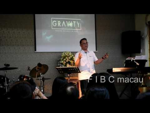 GRAVITY  -  Finding Balance in God