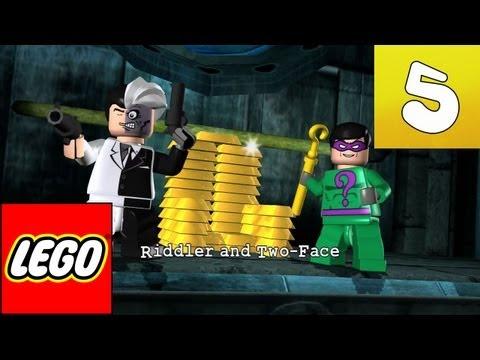 LEGO: Batman The Video Game - Part 12 - Harley Quinn | Doovi