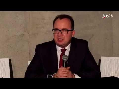 2017 10 21 dr Adam Bodnar  Rzecznik Praw Obywatelskich