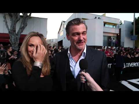 """Divergent"" Los Angeles Premiere Interview with Ray Stevenson"