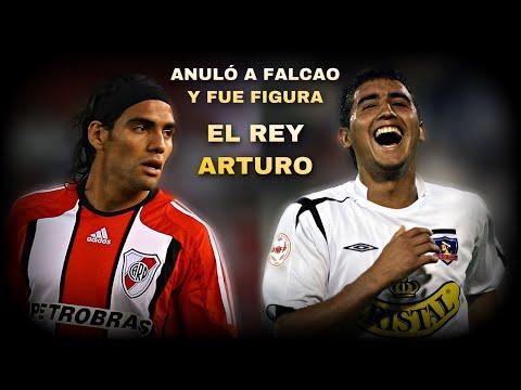 Arturo Vidal Vs River Plate, Copa Libertadores 2007 *jugando De Defensor*