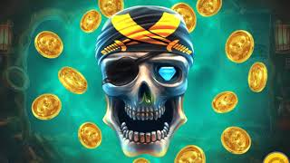 Red Tiger's Pirates' Plenty slot with 6th. Treasure reel unlocked!