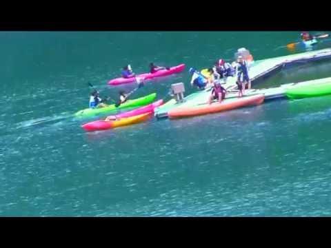 〖羽地ダム カヌー〗    Okinawa Haneji Dam Canoe