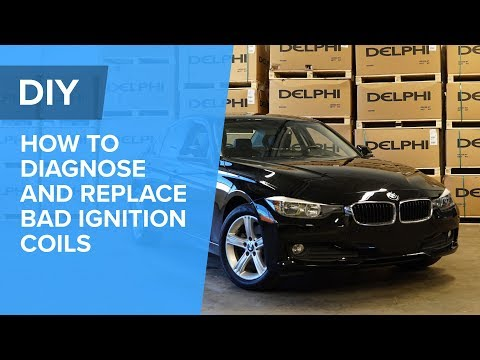 Ignition Coil Symptoms Problems Diagnosis And Replacement Easy Diy Youtube