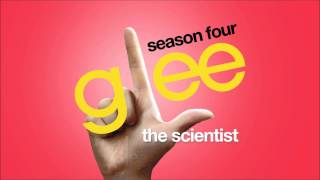 The Scientist | Glee [HD FULL STUDIO]