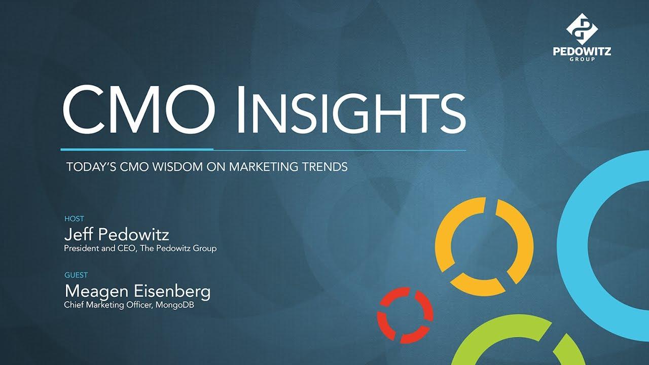 CMO Insights: Meagen Eisenberg