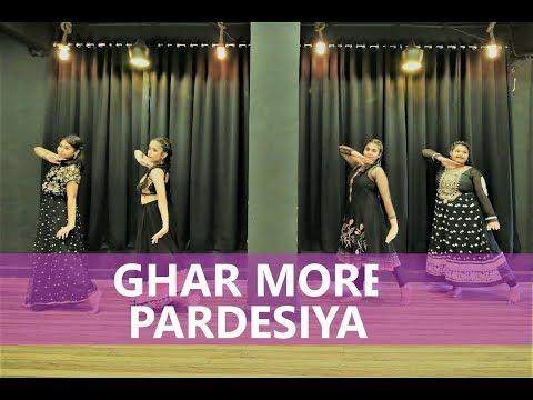 Ghar More Pardesiya Dance Cover l PACIFIC OCEAN DANCE ACADEMY