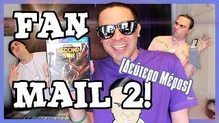 Fan Mail 2! (Δεύτερο Μέρος) | 2J