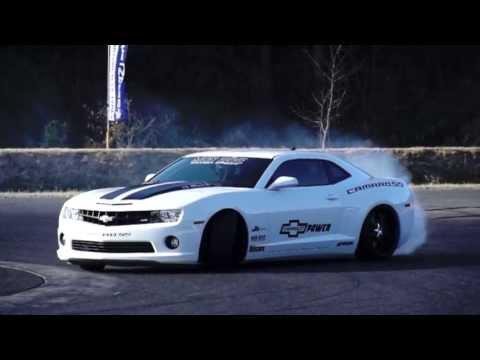 Chevrolet Camaro SS Drifting Ryoichi Kurokawa  MONREVE アメ車 カマロ ドリフト