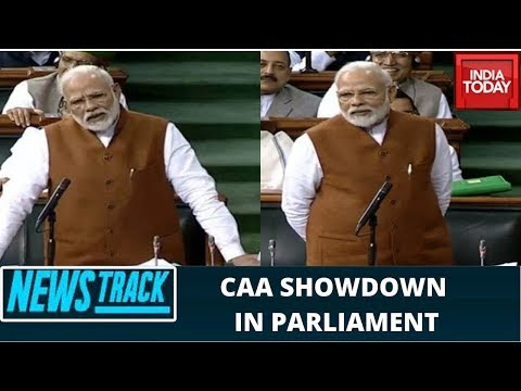 Parliament Showdown: Focus On CAA, Economy Ignored? | Newstrack