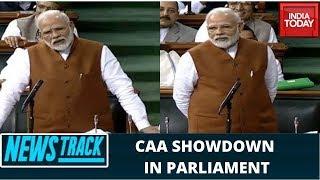 Parliament Showdown: Focus On CAA, Economy Ignored? | Newstrack