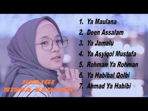 sabyan-full-album-religi-2018-sholawat-nissa-ya-maulana