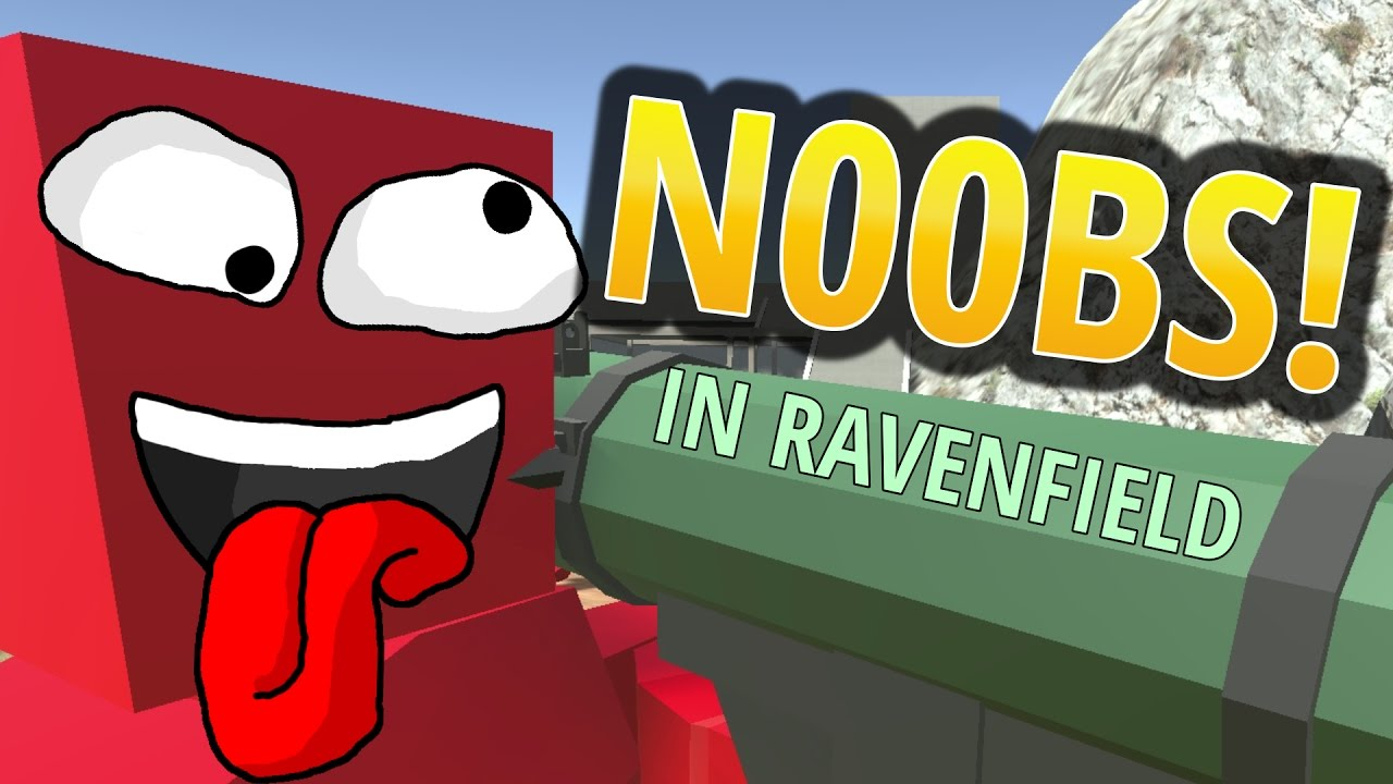 ravenfield how to play multiplayer