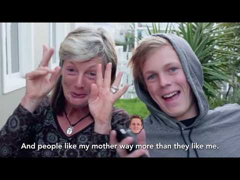 ROAST YOURSELF CHALLENGE - CASPAR LEE