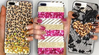 10 Best Fashion Phone Case DIY Ideas - Compilation