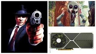 ИГРОНОВОСТИ Перспективы Mafia 4. Atomic Heart на 20 часов. Гигант Geforce RTX 3090. Samurai Jack