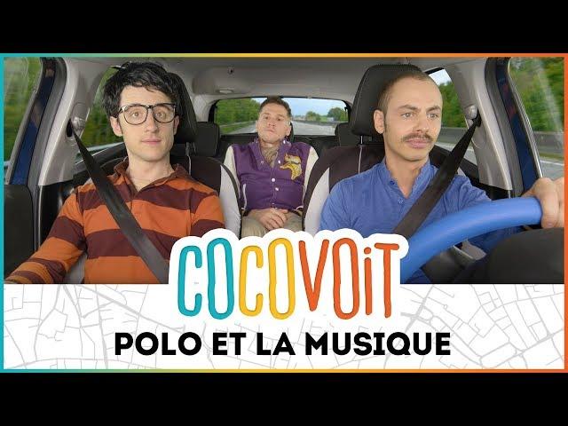 Cocovoit-polo et la musique