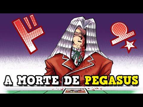 A MORTE DE PEGASUS   Yu-Gi-Oh! Especial