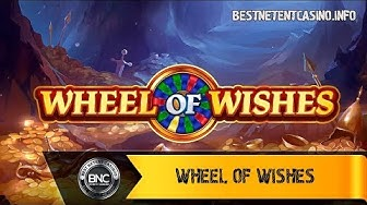 Wheel Of Wishes slot by Microgaming